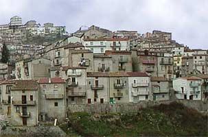 Panorama San Giovanni in Fiore