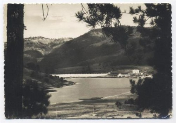 Lorica e il lago Arvo