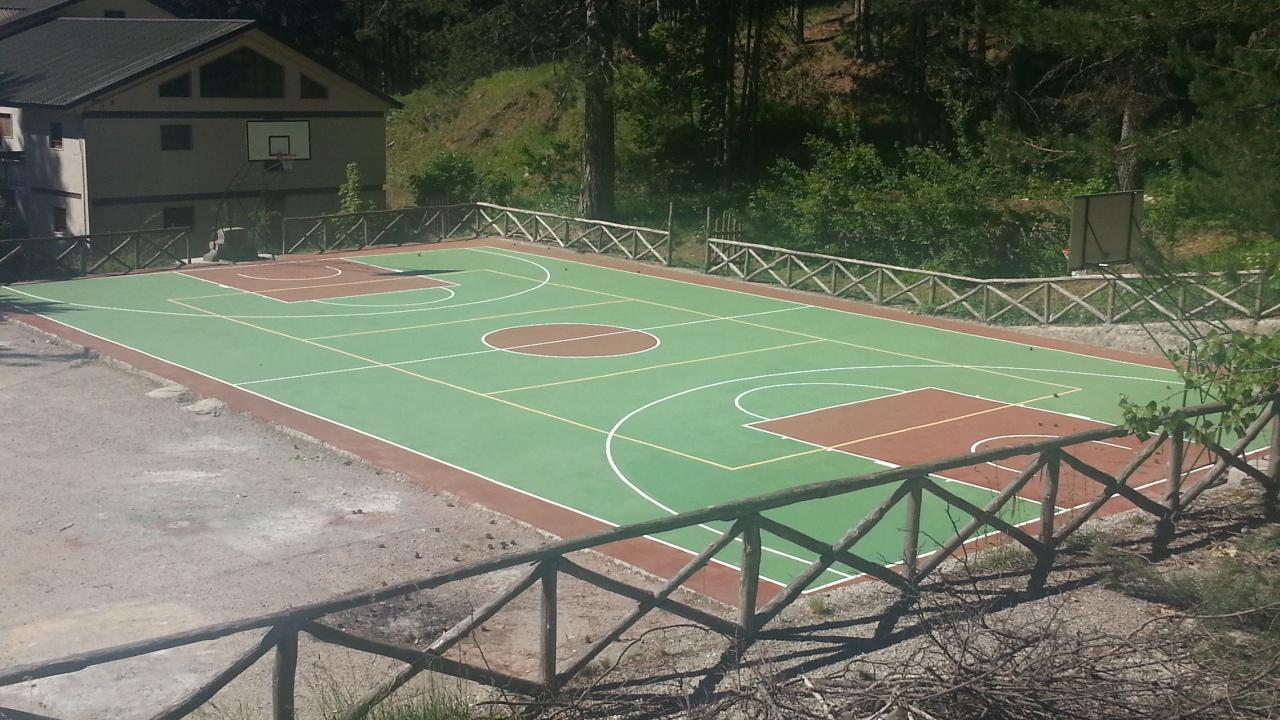 campo di Basket Lorica