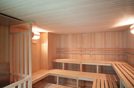 Sala Centro benessere Hotel Park 108