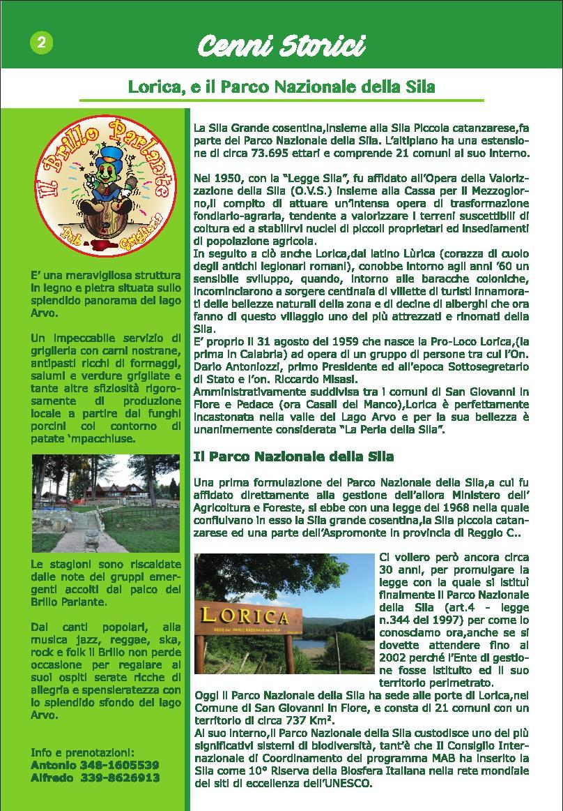 OPUSCOLO SU LORICA - Pagina 2