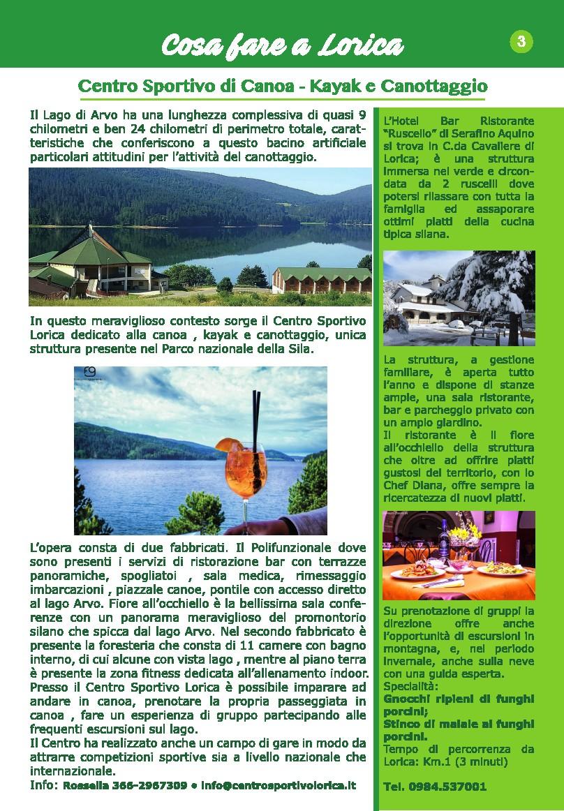 OPUSCOLO SU LORICA - Pagina 3