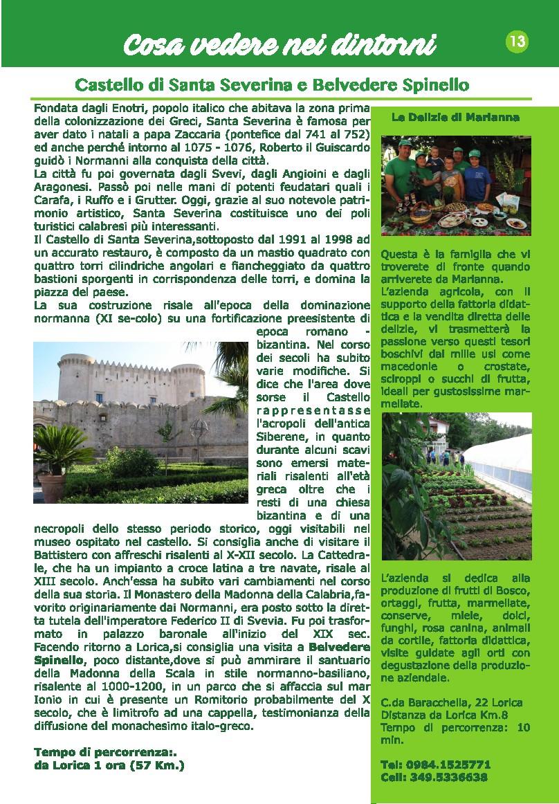 OPUSCOLO SU LORICA - Pagina 13