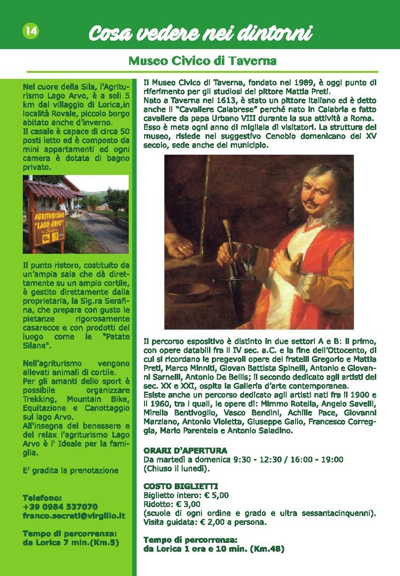 OPUSCOLO SU LORICA - Pagina 14